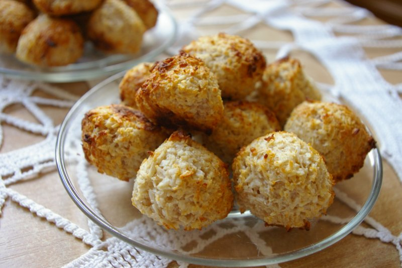Jak przygotować dietetyczne kokosanki