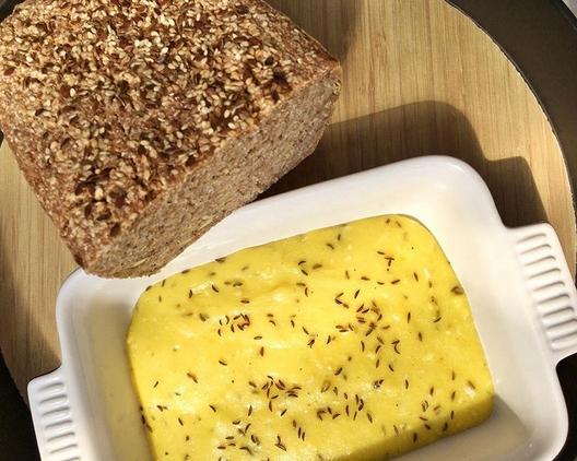 Przepis na smażony biały ser