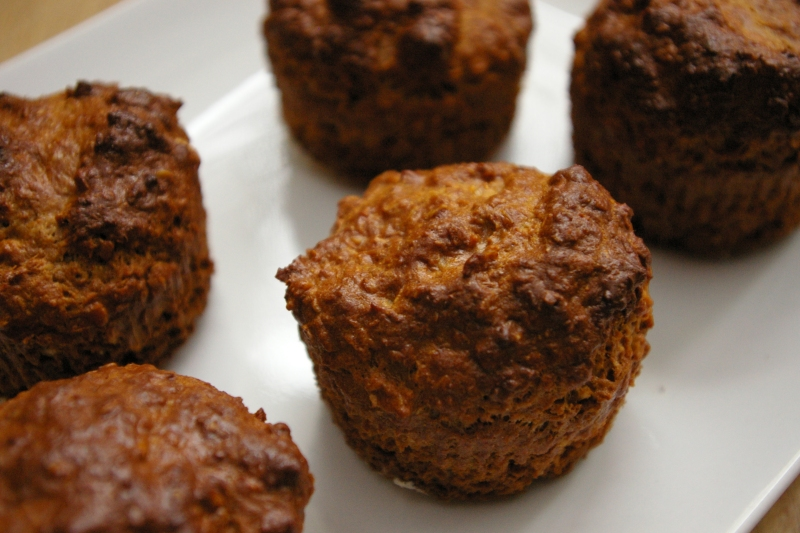 Dietetyczne muffiny kokosowe - hewps.pl Blog Kulinarny