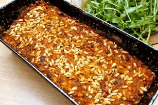 Pasztet z soczewicy www.fitness-food.pl Blog Kulinarny