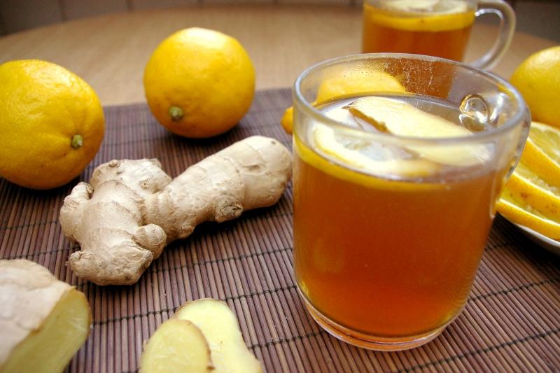 Rozgrzewająca herbata - dietetyczne przepisy - blog kulinarny - fitness food