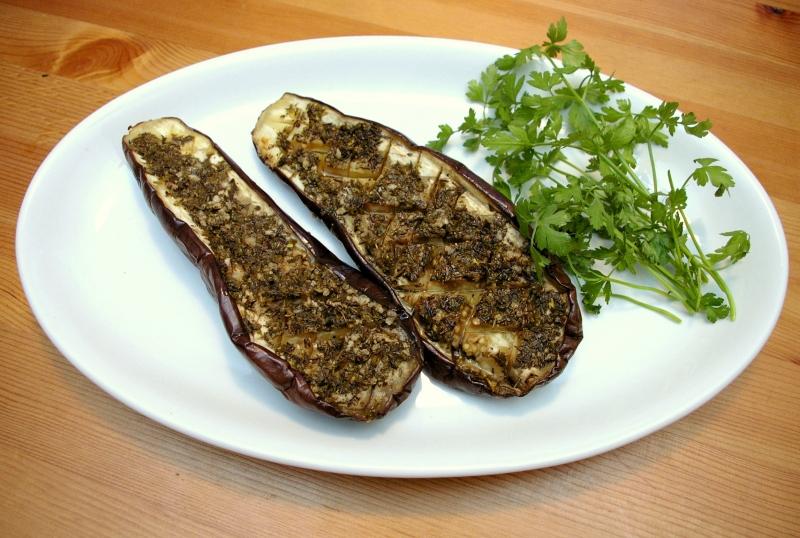 Bakłażan - dietetyczne przepisy, blog kulinarny, hewps