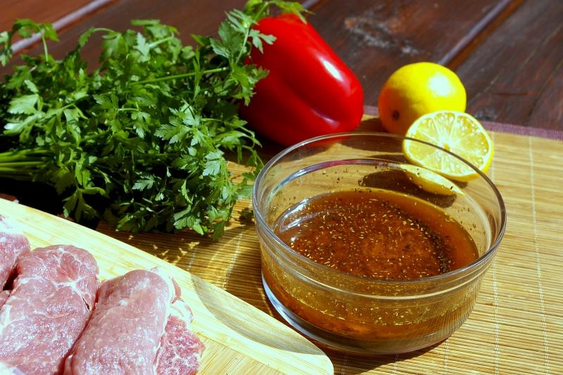 Dietetyczne Przepisy - Blog Kulinarny - Marynaty do mięs z grilla