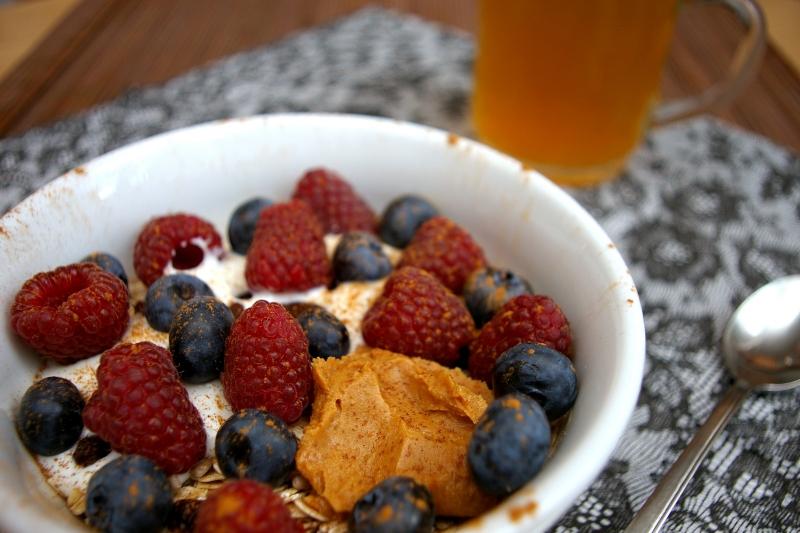 Blog kulinarny - Dietetyczne przepisy - Dietetyczne śniadanie