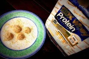 Dietetyczne przepisy - Orzechowe kulki proteinowe
