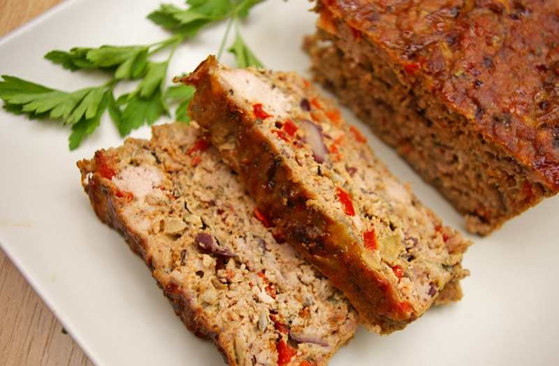 Dietetyczne przepisy - Pieczeń wieprzowa