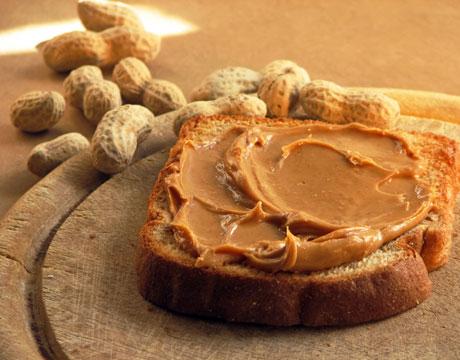 Dietetyczne przepisy - Masło orzechowe