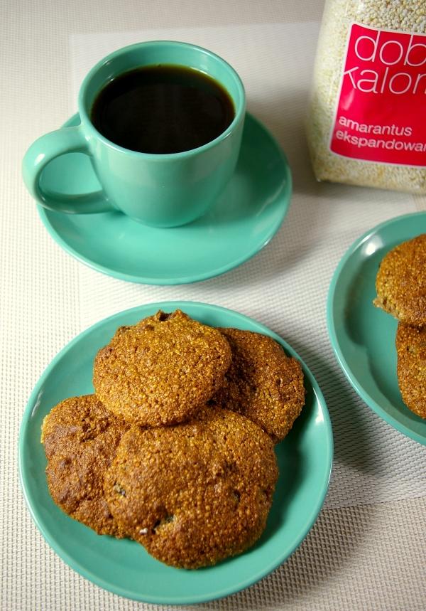 Zdrowa żywność - sklep - amarantus - ciasteczka z amarantusem
