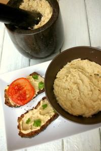 Dietetyczne przepisy - Hummus