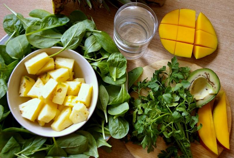 Jak przygotować zielone smoothie