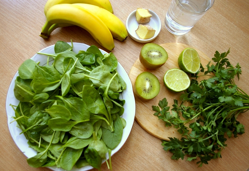 Zielone smoothie #2