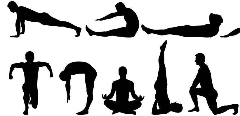 Rozciąganie dolnych partii ciała po treningu