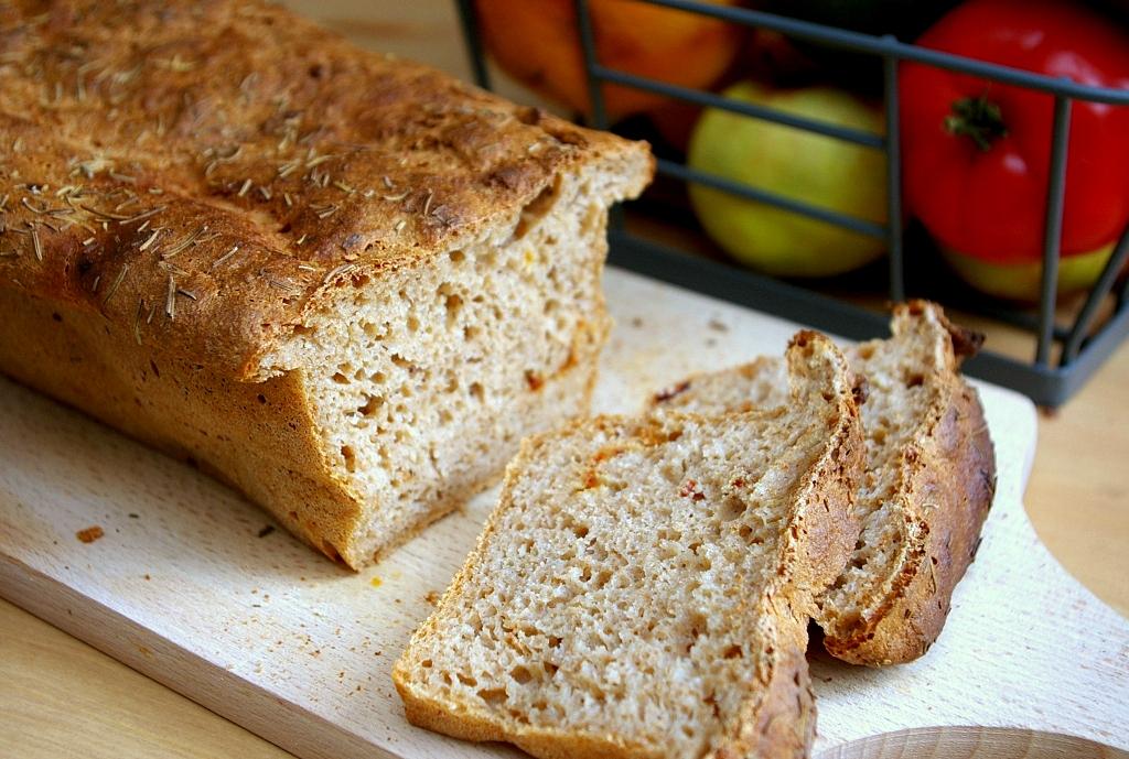 Chleb orkiszowy dla niecierpliwych