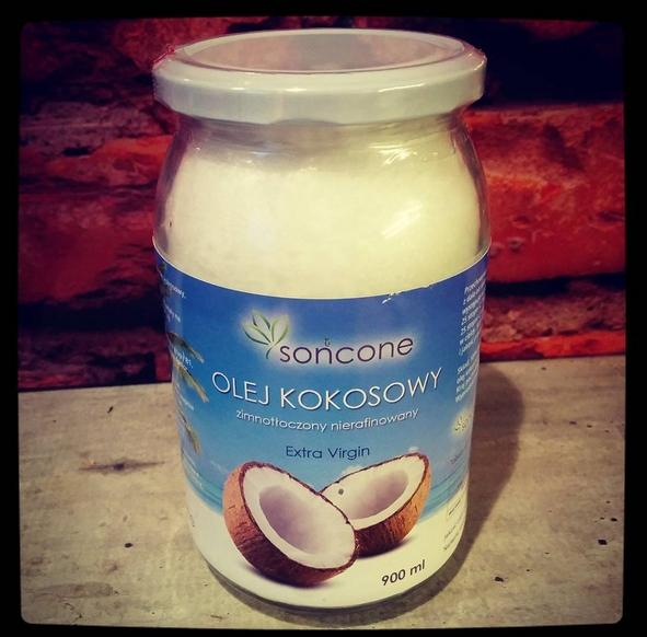 Olej kokosowy Soncone