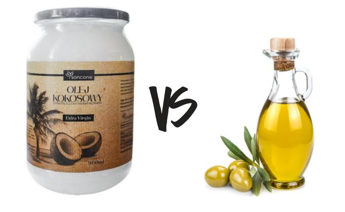 Oliwa z oliwek czy olej kokosowy – który tłuszcz lepszy?