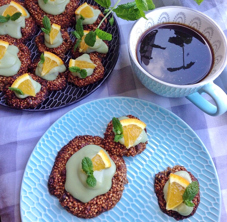 Ciasteczka quinoa