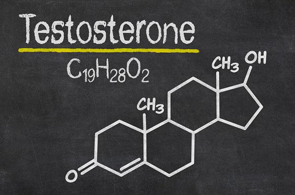 testosteronu