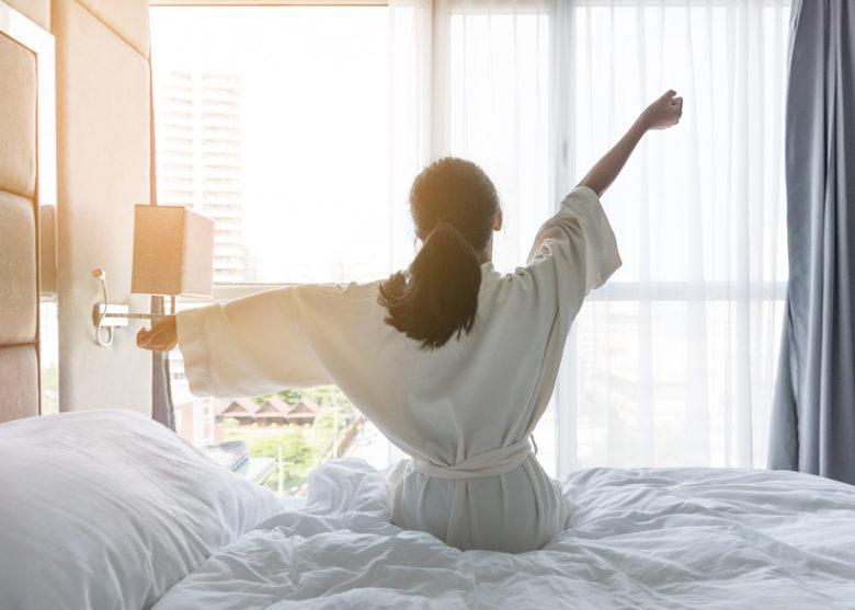 Jak wysypiać się lepiej