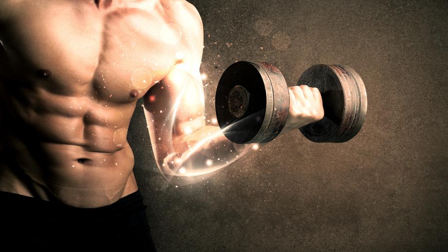 Dlaczego nie mogę zbudować masy mięśniowej