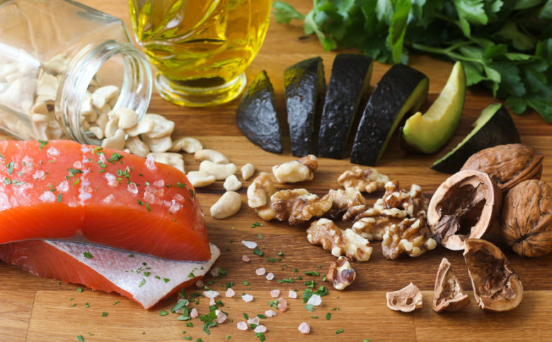 Kwasy tłuszczowe w naszej diecie