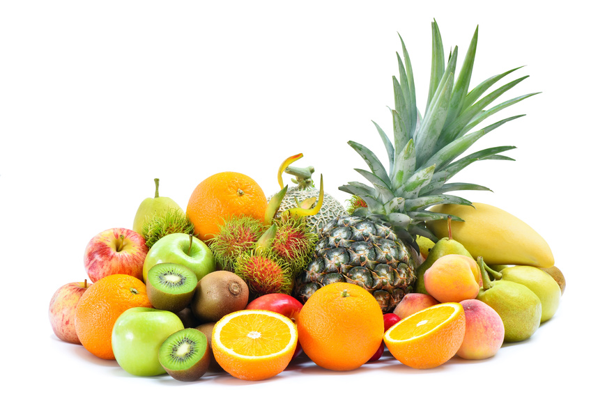 owoce zdrowe