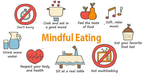 Mindful eating – pomocnik w walce z nadwagą i otyłością?