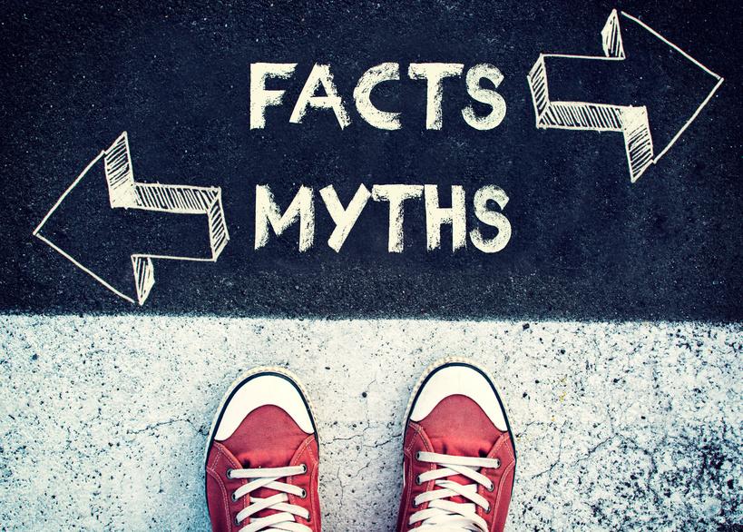 Fakty i mity żywieniowe, które musisz znać!