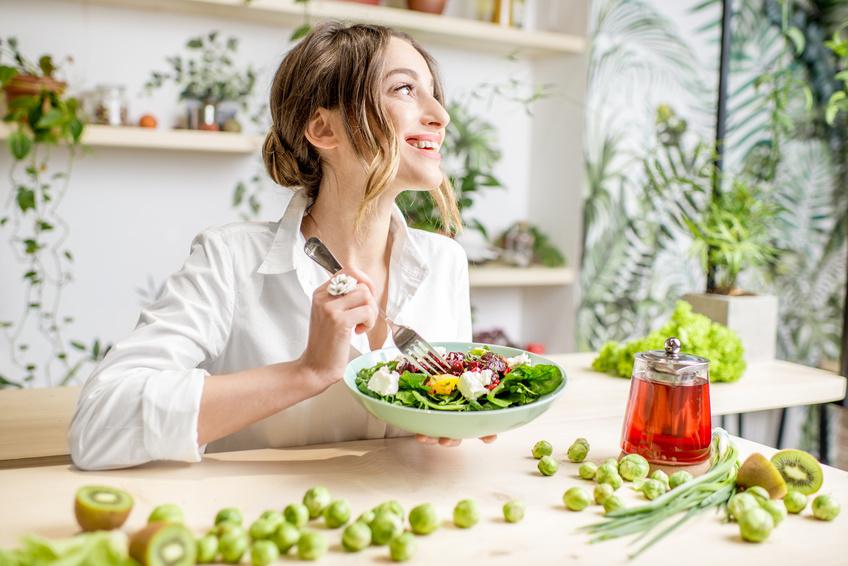 Sałatka, czyli posiłek uniwersalny