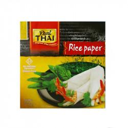 REAL-THAI Papier ryżowy okrąły 22cm 100g