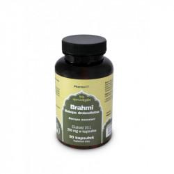 PHARMOOVIT Brahmi (Bacopa monnieri) 20:1 90 kaps.