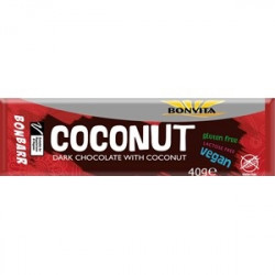 BONVITA Baton kokosowy bez laktozy 40g