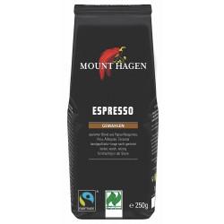 MOUNT HAGEN Kawa mielona Espresso BIO 250g