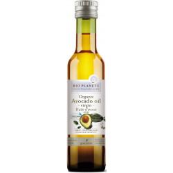 BIO PLANETE Olej z miąższu avocado BIO 250 ml