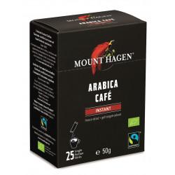 MOUNT HAGEN Kawa rozpuszczalna Arabica w saszetkach (25x2g) 50g