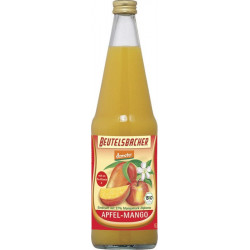 BEUTELSBACHER Sok jabłko-mango BIO 700ml