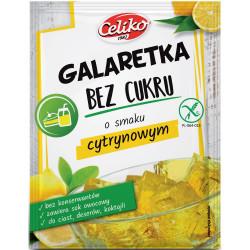 CELIKO Galaretka cytrynowa 14g