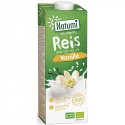 NATUMI Napój ryżowo-waniliowy BIO bezglutenowy 1l