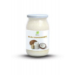 INTENSON Olej kokosowy bezzapachowy 800g
