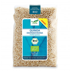 BIO PLANET Quinoa ekspandowana BIO 150g