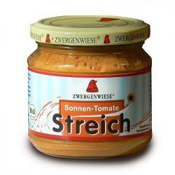 ZWERGENWIESE Pasta słonecznikowa z suszonymi pomidorami BIO 180g