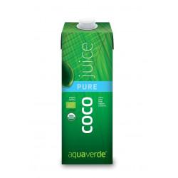 VIVALIFE Woda kokosowa Aqua Verde BIO 1l