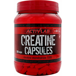 ACTIVLAB Creatine Capsules 300 kaps.
