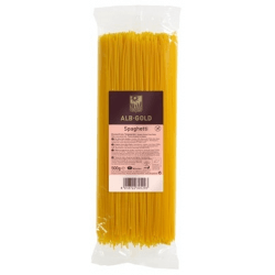 ALB GOLD Makaron kukurydziano-ryżowy (spaghetti) BIO bezglutenowy 500g