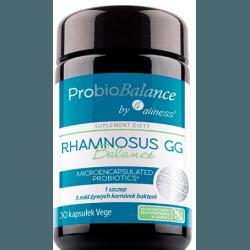ALINESS ProbioBalance Rhamnosus GG Balance 30 kaps.