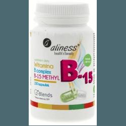 ALINESS Witamina B-15 Methyl 100 kaps.