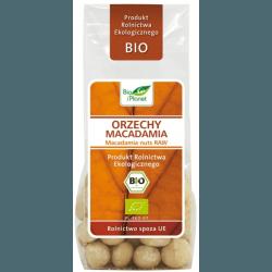 BIO PLANET Orzechy macadamia BIO 200g
