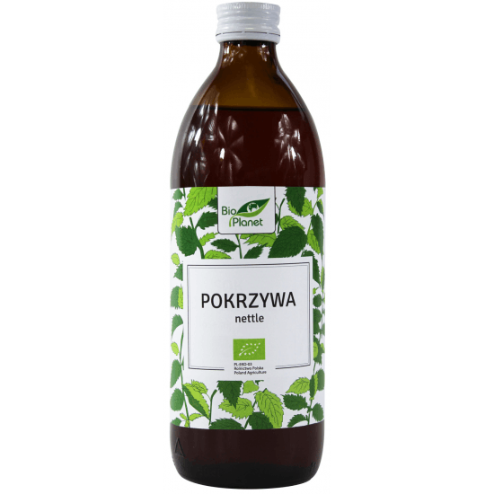 BIO PLANET Pokrzywa BIO 500ml