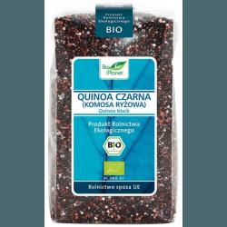 BIO PLANET Quinoa czarna (Komosa ryżowa) BIO 500g
