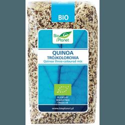 BIO PLANET Quinoa trójkolorowa BIO 500g