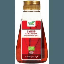 BIO PLANET Syrop kokosowy BIO 300g (250 ml)